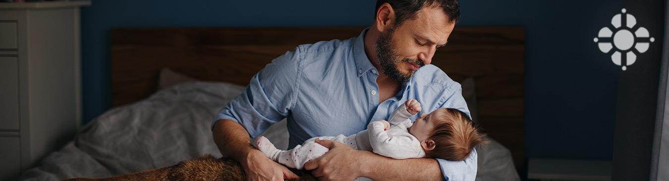 Importancia de papá en la vida de sus hijas e hijos