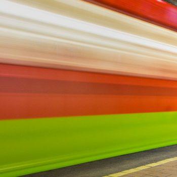 Prevención de accidentes en el Metro